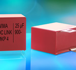 DC Link power capacitors from TTI