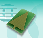 UWB Internal Planar Antennas Offer High Gain and Low Profile