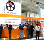 LAPP tp demonstrate  cable capability at the Hanover Fair