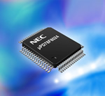 NEC Electronics Enters LED Control Market with High-Performance, Intelligent Microcontroller
