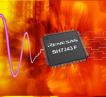 Microcontroller for mid-range motor control and inverter applications from Renesas