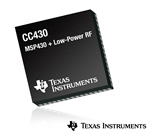TI's single-chip MCU and low power RF solution