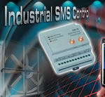 GSM/Quad Band Unit from RF Solutions Controls Systems Remotely