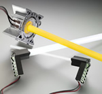 Tyco Electronics unveils LED light pipe assemblies