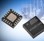 Atmel Targets Mobile Devices with Capacitive Touch Button Controller