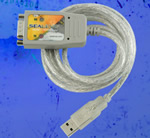 USB RS-232 Serial Adapter for Challenging Environments