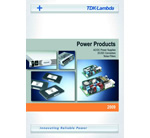 TDK-Lambda's launches new Product Catalogue