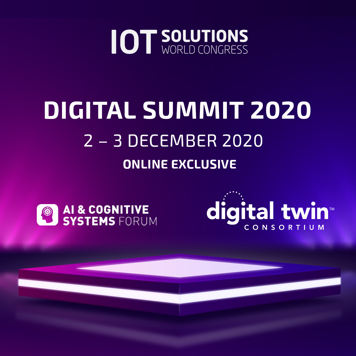IOT Solutions World Congress Digital Summit