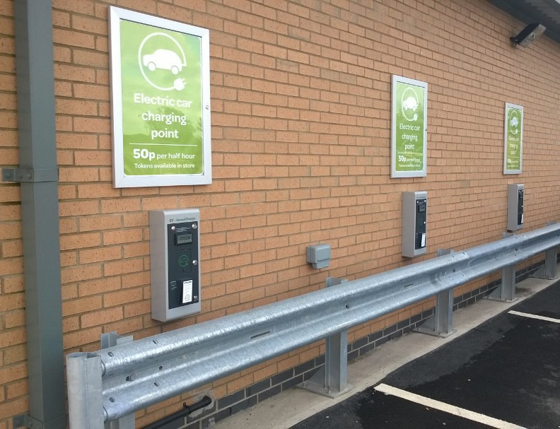pay-as-you-go EV charging