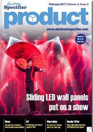 Electronic Specifier Product Magazine February 2017