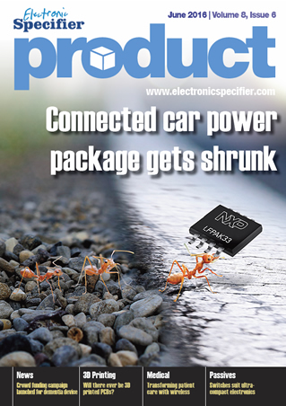 ElectronicSpecifier Product June 2016