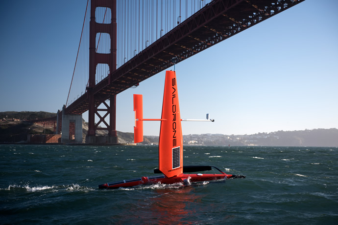 UAVs: Ruling the waves