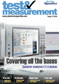 Issue 3 2016 ES Test & Measurement